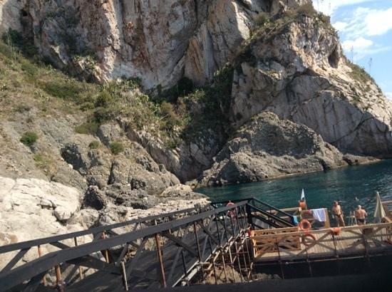 Capo dei Greci Taormina Coast - Resort Hotel & Spa: il punto mare