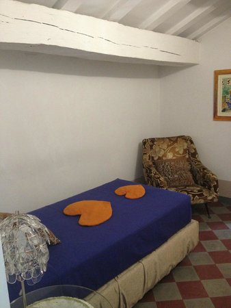 Al Fagiano: Charming room