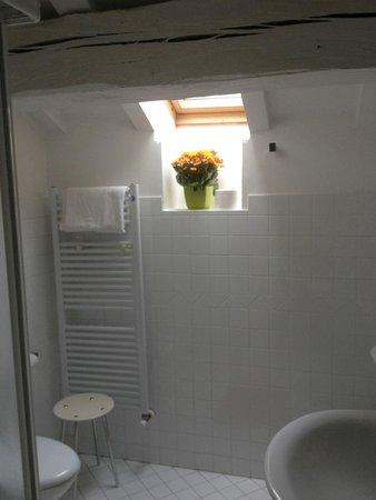 Al Fagiano : Flowers in the calming bathroom