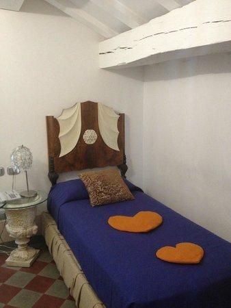 Al Fagiano : Singel bed