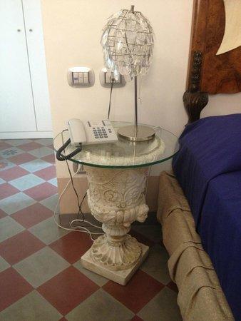 Al Fagiano : Decor details