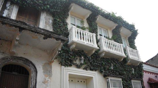 Hotel Casa Lola: Fachada do hotel