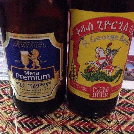 Abyssinia : Bières éthiopiennes