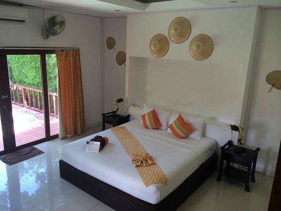 Hacienda Beach Resort : Großes Schlafzimmer