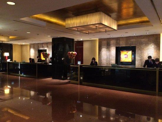The Peninsula Beijing: Reception