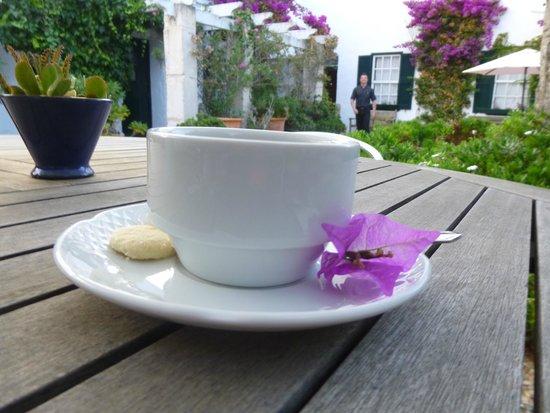 Biniarroca Hotel : Afternoon tea