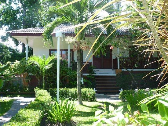 Hacienda Beach Resort : Die Villa
