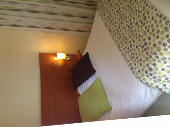Relais du Plessis Resort : Chambre