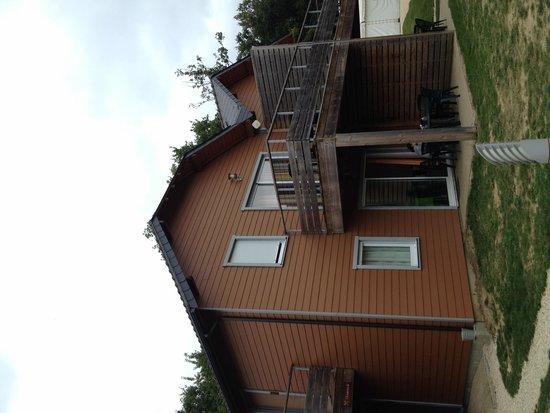 Relais du Plessis Resort : Cottage monterverdi