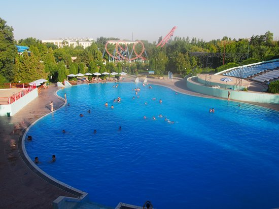 Tashkent Disneyland