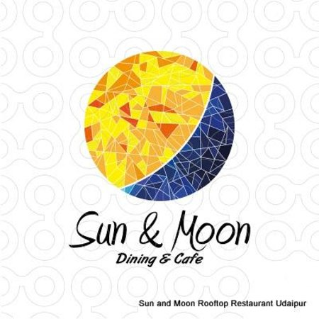 sun and moon rooftop restaurant logo picture of sun moon rooftop