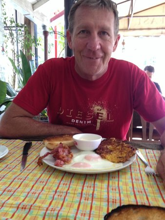 The Breakfast Hut: Happy Fathers Day