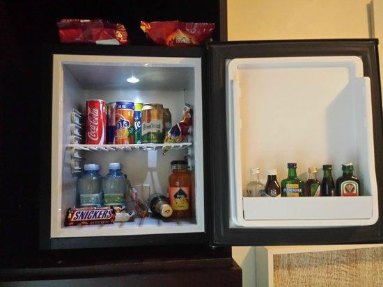 Andel: le mini bar