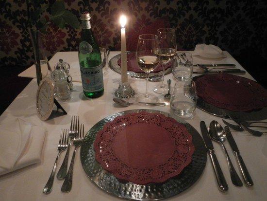 Das Majestic: Vorbereitung zum lecker Abendessen