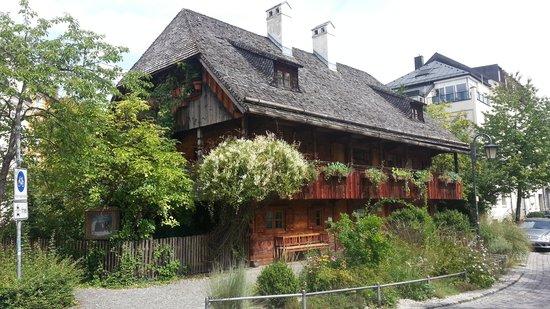 City Segway Tours Munich: Residential area of Munich