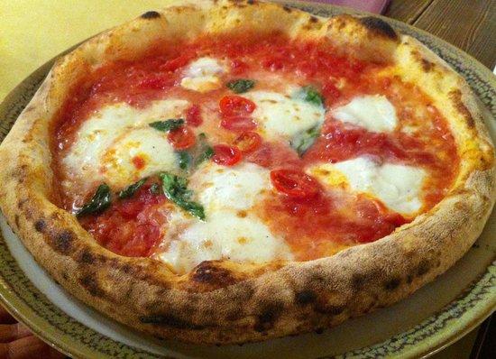 Pizzeria Mamma Rosa : Bufalina