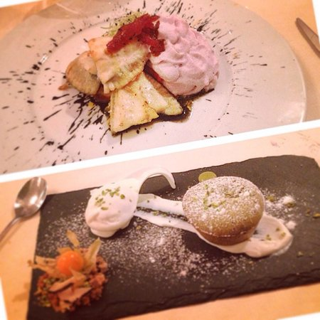 Wood Restaurant : Cenetta buonissima!