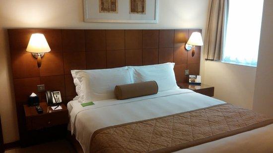 Al Rawda Arjaan by Rotana : bedroom