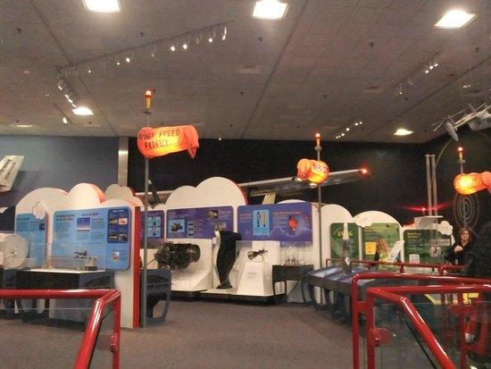 National Air and Space Museum: 子供も楽しめるアクティビティがたくさんあります