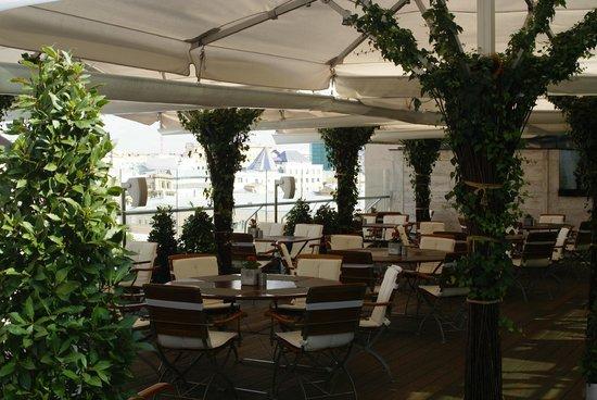 Ararat Park Hyatt Moscow: Conservatory Lounge