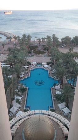Herods Palace Hotel Eilat: נוף מעליות