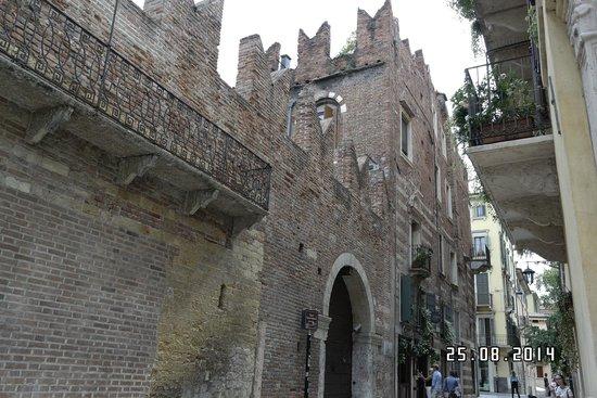 Romeo's House (Casa di Romeo): Дом Ромео