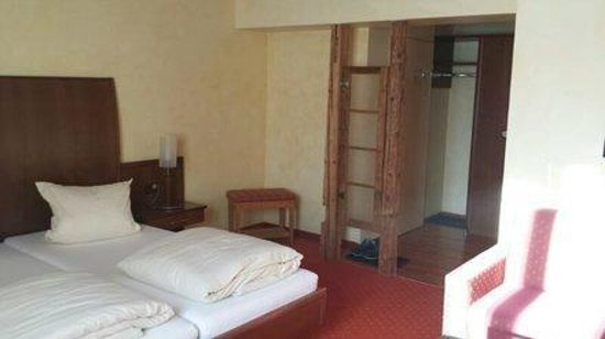 Hotel La Cruna: Zimmer