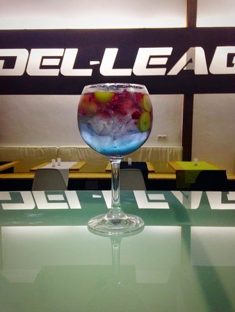 Padel League Avila: Gin tonic