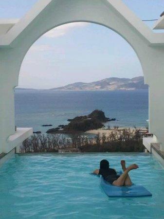 Okinawa Spa Resort EXES: プライベートプール