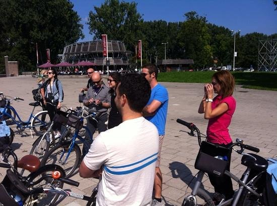 Mike's Bike Tours & Rentals: Amsterdam