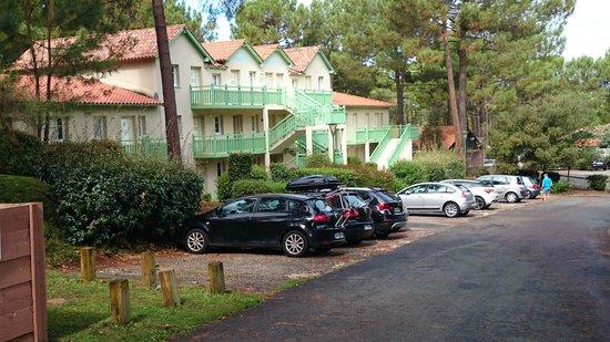 Pierre & Vacances Village Club Lacanau : acces aux villas