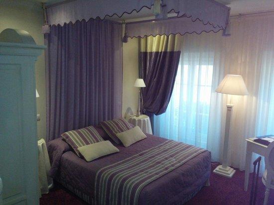 Grand Hotel des Terreaux: Chambre 501