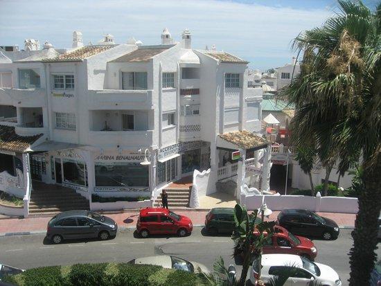Hotel Mac Puerto Marina Benalmadena : Zimmeraussicht