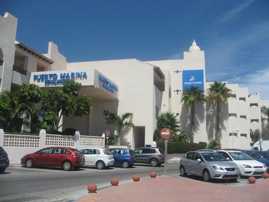 Hotel Mac Puerto Marina Benalmadena : Mac Puerto Marina