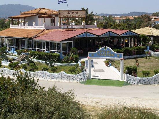 Roseland Hotel: Lovely food and Greek Hospitality