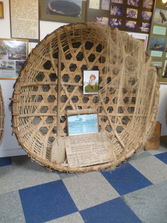National Coracle Centre: yet another foeign coracle