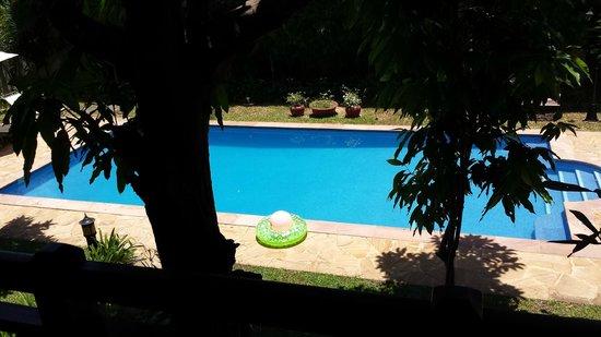 La Palmeraie d'Angkor: La bella piscina