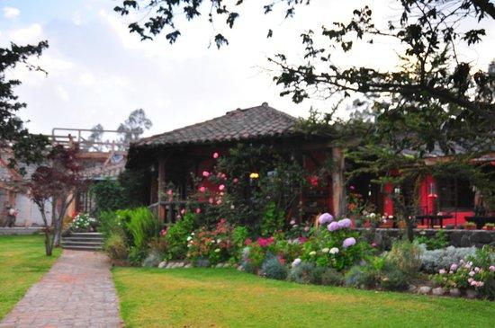 Hotel Casa de Hacienda La Jimenita: Hotel