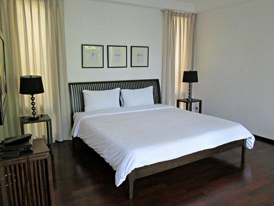 Pran A Luxe: ห้องนอนหลัก