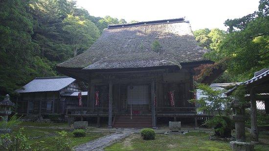Kawarayazenji Temple
