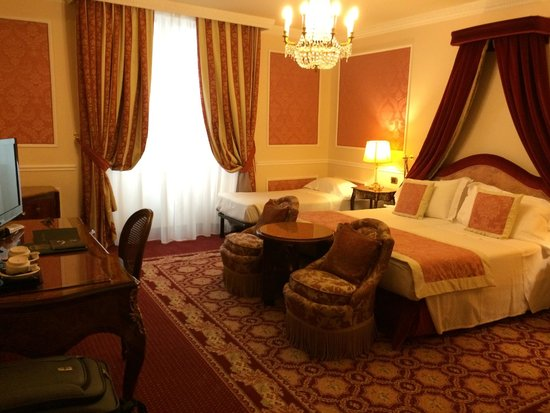 Bernini Palace Hotel : Lovely room