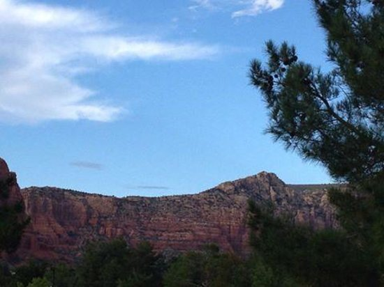 The Views Inn Sedona: View from some of the rooms
