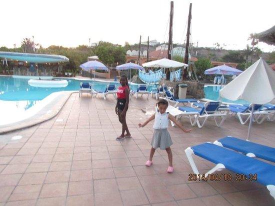 Caybeach Princess: swimming pool