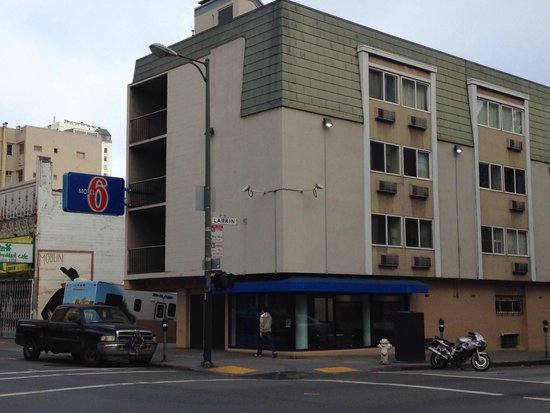 Motel 6 San Francisco Downtown: Hotel