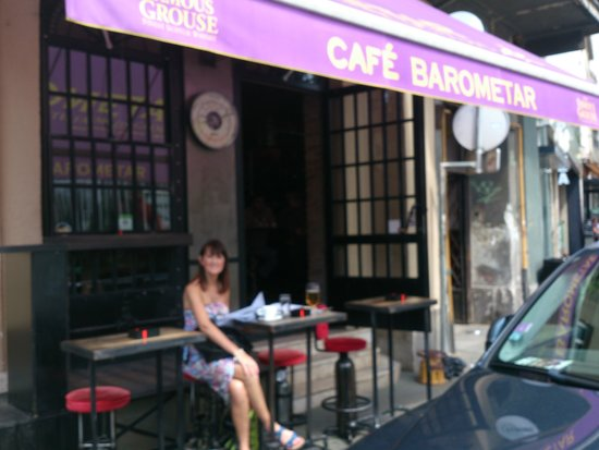 Cafe Barometar