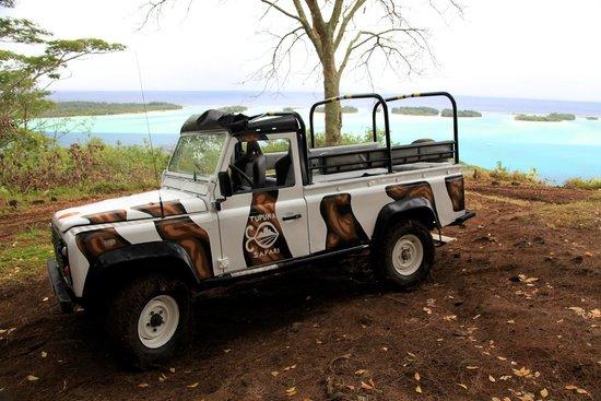 Tupuna Mountain Safari Bora Bora: Tour