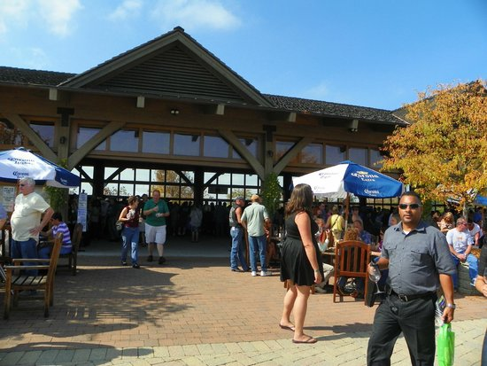 Bethel Woods Center for the Arts Wine tent  sc 1 st  TripAdvisor & Wine tent - Picture of Bethel Woods Center for the Arts Bethel ...