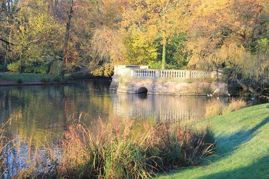 Residence Jean-Sebastien Bach: Парк Оранжери
