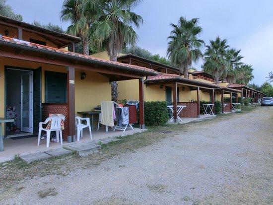 Villaggio Europe Garden: I bungalow bilocali