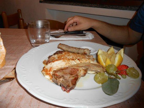 La Botte: grigliatona di carne!!!!!!!!!!